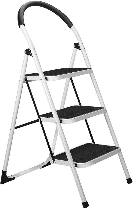 5M 150KG Aluminiumverl/ängerung Rutschfeste Stufenleiter-Klappleiter Haushalts lappleiter Teleskop Leiter Bockleiter Alu leiter Telescopic ladder Multifunktion