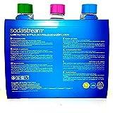3 Pack Original Sodastream Soda Stream Reusable
