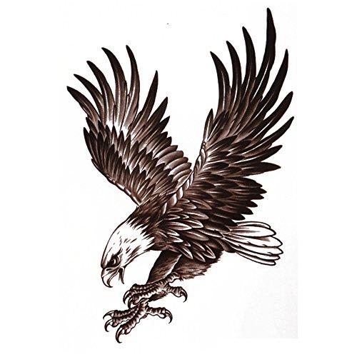Tattoo Vintage Eagle - 1