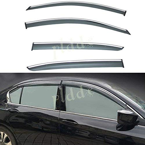 rain guards 2013 honda accord - 3