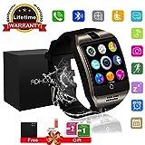 Bluetooth Smart Watch Touchscreen with Camera,Unlocked...