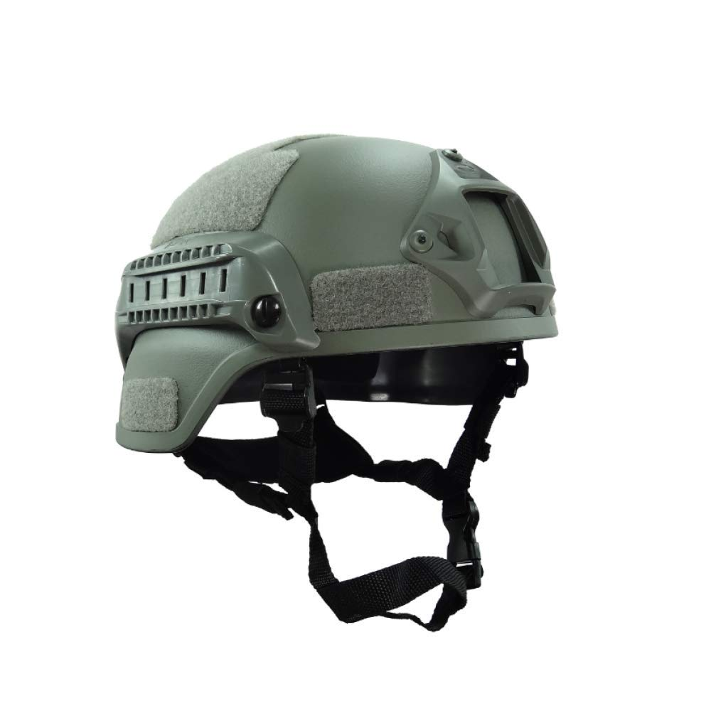 D MTK Tactical Helmet, Military Fan Airsoft Paintball Tactical Shooting Helmet, Military Enthusiast Role Playing, Rock Climbing, Outdoor Riding Predection Head