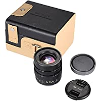 Zhongyi Optics 35mm F0.95 APS-c Full Frame Lens for Sony E Mount Camera Portrait Photography