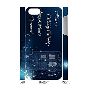 iphone4 Phone Case White Doctor Who WQ5RT7444121