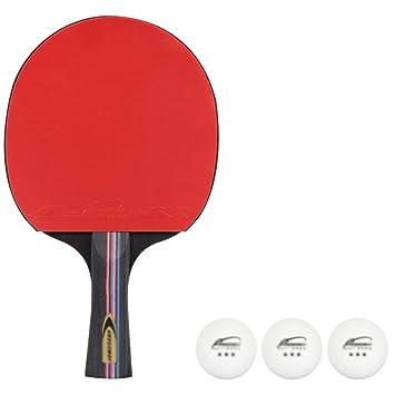 xianw Tenis Mesa 2 Jugadores golpeó Juego (El Paquete Incluye 4 ...