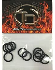 10 PACK Harley Davidson Drain Plug O-Ring 11105 Replacements