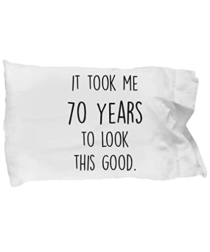 Funny 70th Birthday Gift For Women