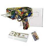 DDGG Make It Rain Money Gun Cash Gun Christmas Gift Cash*200