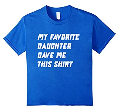 Christmas gift for Dad from Daughter Funny tshirts