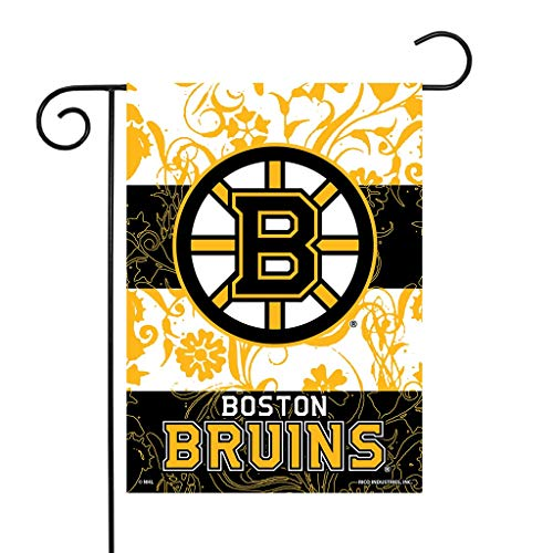 Rico Boston Bruins 2-Sided Garden Flag (13