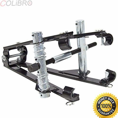 COLIBROX--SINGLE ACTION CLAMSHELL SPRING COMPRESSOR for MACPHERSON STRUT AUTO TOOL. clamshell strut spring compressor. single action strut spring compressor. clamshell strut spring compressor (Clamshell Strut Compressor)