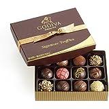 Godiva Chocolatier Signature Chocolate Truffles 12 Piece Gift Set