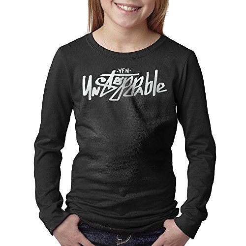 Youth Yfn Lucci Unstoppable O-neck Long Sleeves Shirts L