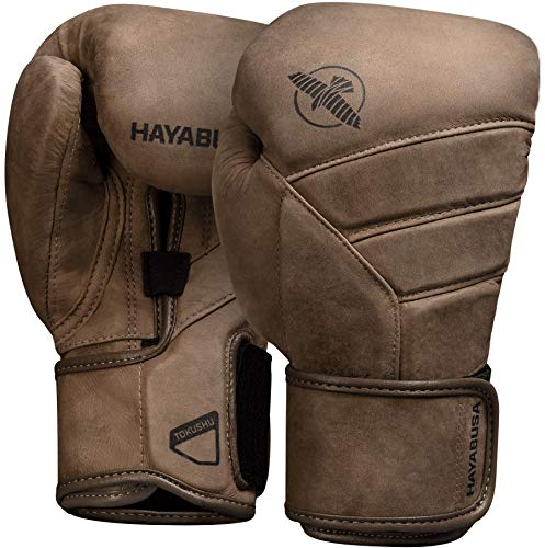 Hayabusa T3 LX Italian Leather Boxing Gloves