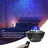 Night Light Projector 3 in 1 Galaxy Projector Star