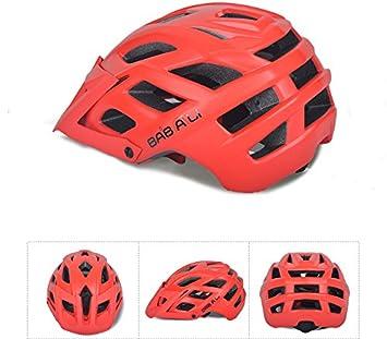Asvert Casco Bicicleta Carretera MTB Bluetooth de Conducción Ósea con Red de Insectos PC+EPS