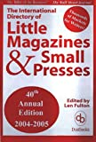 International Directory of Little Magazines and Small Presses, Len Fulton, 0916685489