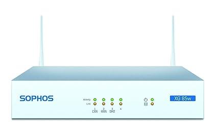 Sophos | XW8ATCHUS | XG 85w rev 1 Security Appliance WiFi - US Power Cord