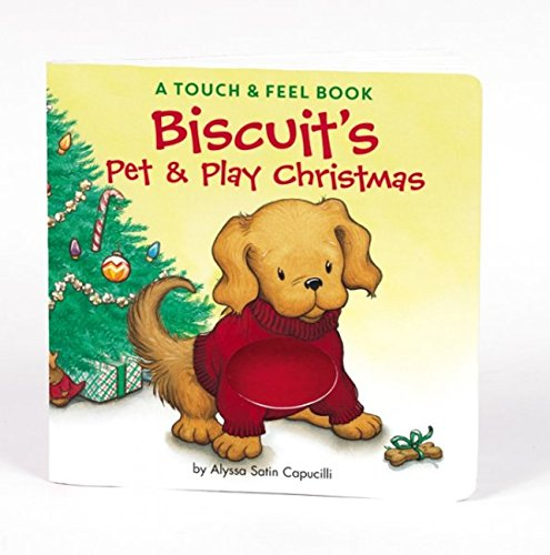 Download Biscuit's Pet & Play Christmas: A Touch & Feel Book ebook