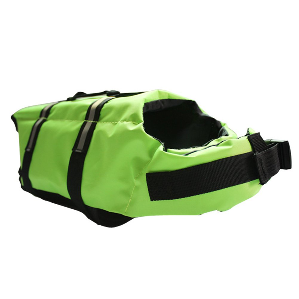 Pet Dog Vest Life Jacket Swimming Safety Clothes Vest Summer Pet Safety Swimwear Waterproof Float Safe Clothes
