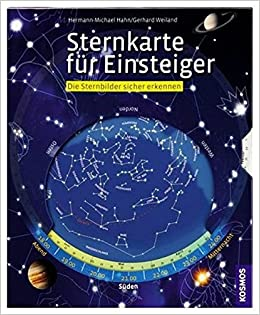 sternbilder karte Sternkarte für Einsteiger: Die Sternbilder sicher erkennen: Amazon