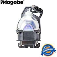 Mogobe ET-LAE900 Compatible Projector Lamp with Housing for PANASONIC PT-LAE900; PANASONIC PT-AE900U