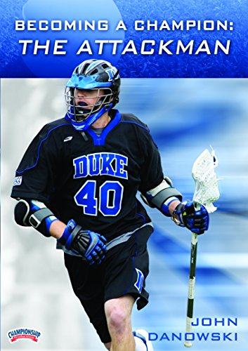 Championship Productions Becoming A Champion: The Attackman DVD by Championship Productions, Inc. (Image #1)