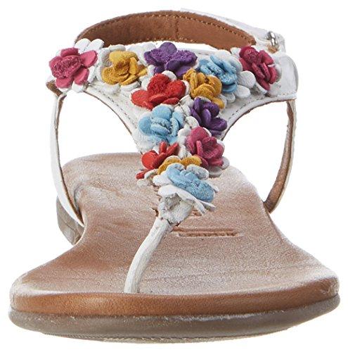 Tamaris Womens Fashion Sandals White (White Comb 197)