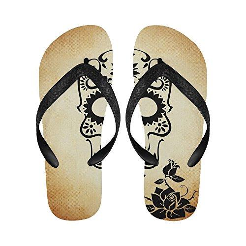 Pantofola Da Spiaggia Infradito Fiore Leinterest Per Uomo / Donna