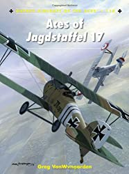 Aces of Jagdstaffel 17 (Aircraft of the Aces, Band 118)