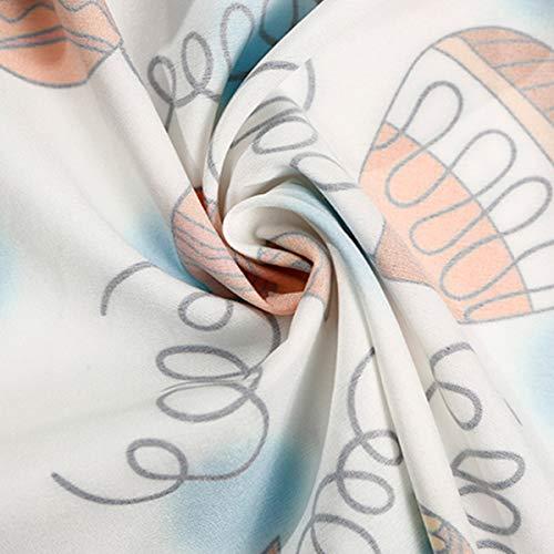 Camisa White Solapa Estampada Flojos Verano Helados Blusa Estampado De Con Harajuku rZ1vqRrPW