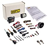 Complete Remote Start Kit With Keyless Entry & Alarm Combo For 2008-2010 Lincoln Navigator - Includes Data Module