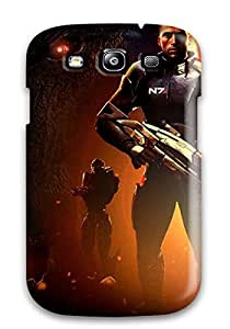 Hot New Mass Effect Case Cover For Galaxy S3 With Perfect Design