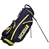 Team Golf NCAA Michigan Wolverines Fairway Stand Bag