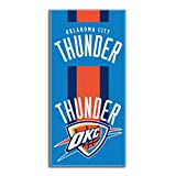 "Officially Licensed Northwest NBA Oklahoma City Thunder Beach Towel, 30"" x 60"""