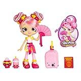Shopkins S8 Asia Bubbleishia Shoppie Doll Visits China