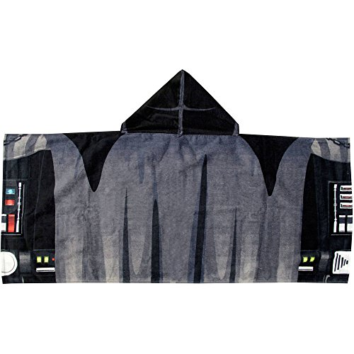 Star Wars Ep7 Cotton Hooded Cape Towel