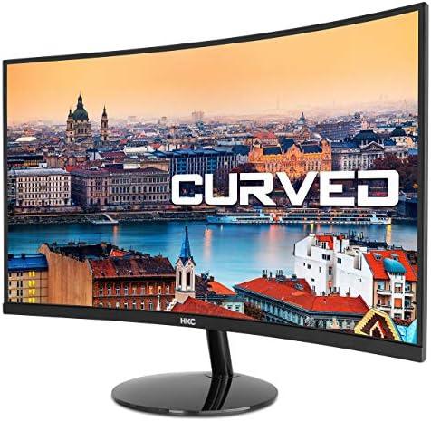 HKC monitor frameless extra plano. negro negro HKC 24A9 (24