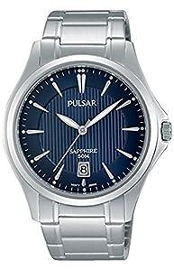 Pulsar Classic PS9385X1 Mens Wristwatch Classic & Simple