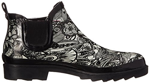 Sak Womens Rime Regn Boot Sort / Amp / White Spirit Ørkenen