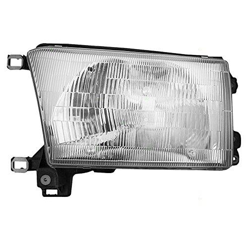Drivers Halogen Headlight Headlamp Replacement for 96-98 Toyota 4Runner 8115035211 AutoAndArt