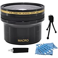 0.14x Xtreme Super HD High Definition Fisheye Fish Eye Converter 52mm Lens for smc PENTAX DA 18-55mm F3.5-5.6 AL WR