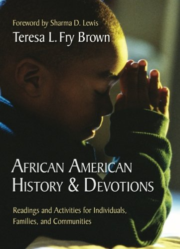 Books : African American History & Devotions: Readings and Activities for Individuals, Families, and Communities
