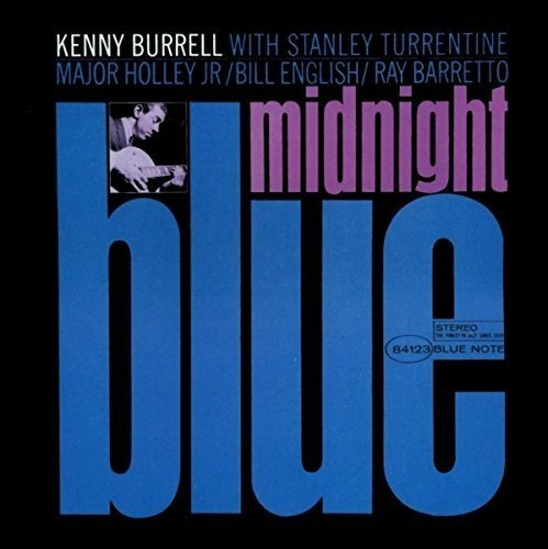 SACD : Kenny Burrell - Midnight Blue (Limited Edition, Super-High Material CD, Japan - Import)
