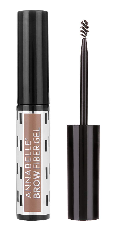 Annabelle Brow fiber gel - Medium/Dark, 4 mL Groupe Marcelle Inc.