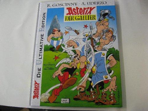 Asterix der Gallier : Goscinny und Uderzo präsentieren ein neues Abenteuer von Asterix.