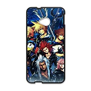 Happy Anime cartoon boys Cell Phone Case for HTC One M7