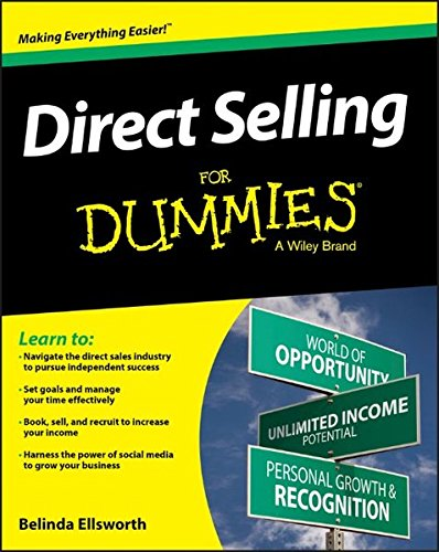 Direct Selling For Dummies (Direct Sales For Dummies compare prices)