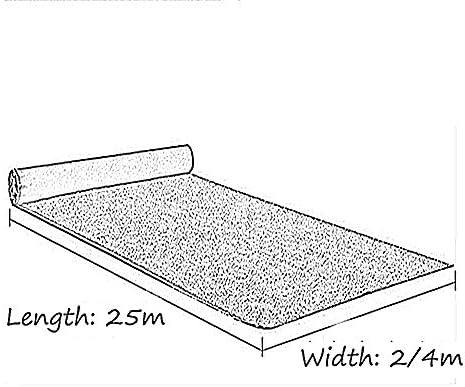 XEWNEG 20MM暗号化された人工ターフ、ウォール庭の装飾のための快適な、防水グリーン多機能フェイク芝生ペットマット、、、幅2M (Size : 2x9M)