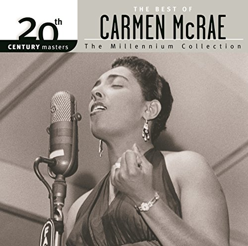 Amazon carmen mcrae finest hour carmen mcrae mp3 downloads best of20th century stopboris Images